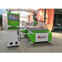 Buy cheap 2.2kw Spindle Wood CNC Engraving And Cutting Machine With Hybrid Servo Motor from wholesalers