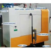 Energy-saving fully automatic control 500kg hot water gas boiler