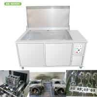 Quality 3600w Ultrasonic Cleaning Equipments Workshop Facility For Engine Service Overhau for sale
