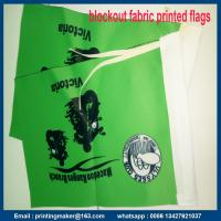 Quality Where to Get Custom Fabric Banners with Double Sides Printing for sale