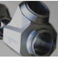 Quality ASTM A182 F62 forged lateral tee for sale