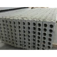 China Hollow Core Fibers / MgO Prefab Insulated Wall Panels , Precast Concrete Wall Panel on sale