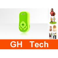 China Children Cell Phone GPS Tracker Quad Band GPRS / GSM locating Tracking Device g-p200 on sale