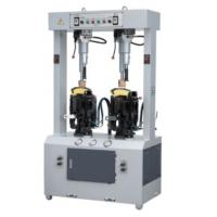 Quality Universal Hydraulic Sole Attaching Machine Convenient Easy To Operate for sale