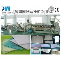 Quality high transparency PMMA light guide plate/panel extrusion machine for sale