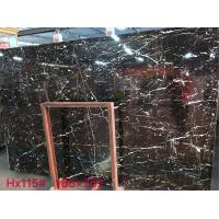 Buy cheap Negro Marquina Black Marble Slab And Tiles Bathroom Vanitytops For Residential from wholesalers
