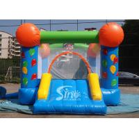 Quality Indoor kids small inflatable bouncer for family fun from China Inflatable Factory for sale
