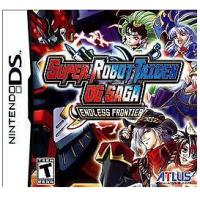 Quality Super Robot Taisen OG Saga DS game for DS/DSI/DSXL/3DS Game Console for sale