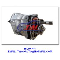 Quality Toyota Hilux 4 X 4 Transmission Gearbox Hilux 4 X 2 198 N.M Input Torque for sale