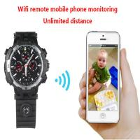 Y31 16GB 720P WIFI IP Spy Watch Hidden Camera Recorder IR Night Vision Home