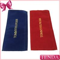 China Red Pink Purple Blue Stitching Large Bigger Gift Jewelry Watch Packing Drawstrings Pouches Bags Roll Retailler Wholesale on sale
