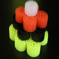 Quality Black Color MBBR Filter Media With Virgin HDPE Material And Sinking Media in great impact resistance for sale