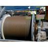 Buy cheap ASYJ horizontal hydraulic capstan from wholesalers
