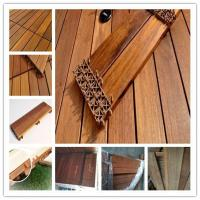 Quality sell  solid wood  outdoor flooring for sale