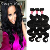 Quality 100g Body Wave Indian Virgin Curly Hair With No Chemical No Mixture for sale