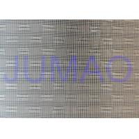 Quality Professional Laminated Glass Metal Wire Mesh For Shock Impact Resistance And Fireproof for sale
