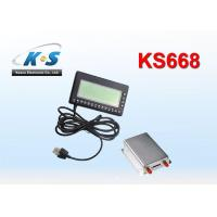 Best Two Way Voice Communication Vehicle GPS Tracker Work With Handset On RS232 Port wholesale