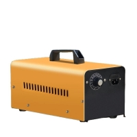Quality Yellow 16G 32G Portable Ozone Generator Ozone Air Purifier for sale