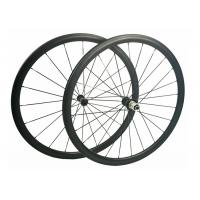 Buy Anti High Temperature Carbon Road Cycling Wheels 9 / 10 / 11 Speed Compatible at wholesale prices