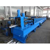 Quality Metal Wire Post Peach Shape Fencing Post Roll Forming Machine for sale