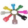 Best 4G / 8G / 16G Portable Metal Key USB Flash Drive memory stick With Logo Printing wholesale
