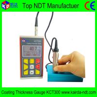 Quality split Magnetic & Eddy coating thickness gauge for sale