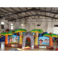 Quality Inflatable Dora N Diego Learning Adventure Castle for sale