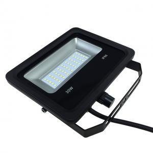 Quality High Efficiency 30 W 2800K - 3500K PIR LED Floodlight With PIR Sensor for sale