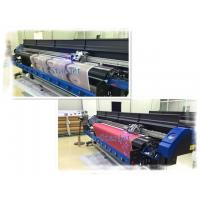 Quality Roll to Roll UV 1.8M Large Inkjet Printer with DX7 Head 1440Dpi Printing Any Materials for sale