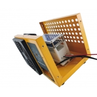Quality 60min 10g Yellow Disinfection Ozone Generator Air Ozone Generator Shopping Mall for sale