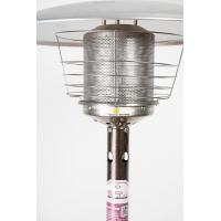 Buy 13kw Commercial Gas Patio Heaters , LPG Garden Umbrella Heaters Rainproof at wholesale prices