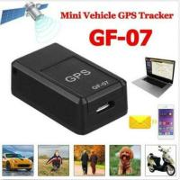 China Spy GPS  2019 Best New Mini  GPS tracker Truck / Car / Vehicle GPS Magnet Tracker   GF07 Made In China Factory on sale