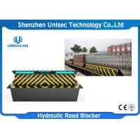 Quality High Security Road Blocker / Automatic Road Blocker Gang Control Interface for sale