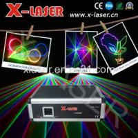 3W RGB Full Colors Animation Laser