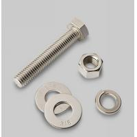 Quality Duplex stainless 1.4462 hex bolt nut fasteners for sale