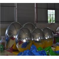China Charming Sport Advertising Inflatable Mirror Ball For Party , Mirrored inflatable ball on sale