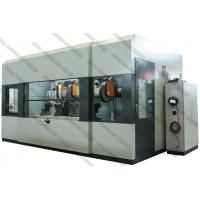 Quality Zinc Alloy Brass Automated Industrial Machinery , Locks Knobs Metal Polishing Machine for sale
