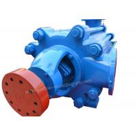 China Water Supply Horizontal Multistage Centrifugal Pump / Hot Water Boiler Pump on sale