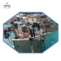Professional bottle sticker labeling machine for maker high quality