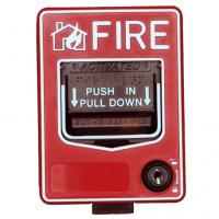 Quality Fire Alarm Equipment Conventional Fire Alarm Pull Station for Commercial & Residential Uses for sale