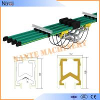 Quality Industrial Insulated Conductor Bar Overhead / Bridge Crane Busbar System for sale