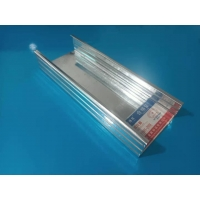 Quality Effect Space Dividing High Strength Metal Stud for sale