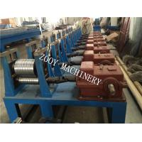 Quality Automatic galvanized steel stud roll forming machine Thickness 0.3 - 1.5mm for sale