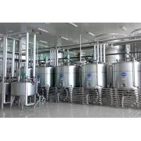Buy cheap 1000L/H Plastic Bottle Package Yogurt Processing Line With Raw Milk Testing from wholesalers