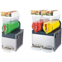 Quality Commercial Refrigeration Equipment Slush Machine Counter Top Type 12L or 15L for sale