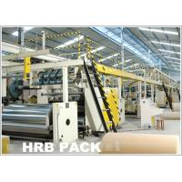 Quality automatic 3 plant 5 plant 7 ply corrugated cardboard machine production line for sale