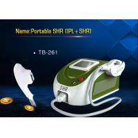 Best Painless Treatment IPL SHR Hair Depilation Machine Portable Style for Clinic Spa wholesale