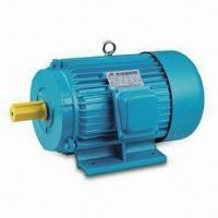 Quality Y-series Three-phase Induction Motor with 2.2 to 200kW Power Range and 50Hz Rated Frequency for sale