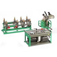 Quality Automatic Multifunction Butt Fusion Welding Machine for Pipes of 20 mm to 315 mm for sale