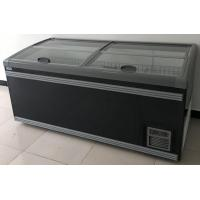 Quality 850L Commercial Chest Freezer Manual Defrost Type R600a Refrigerant for sale
